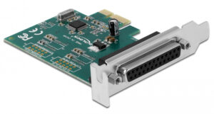 DELOCK PCI Express Card σε 1x Parallel IEEE1284 90412