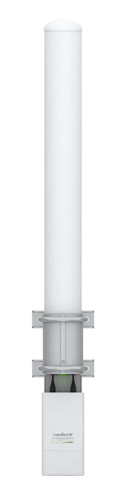 UBIQUITI AMO-2G13 2.4GHz AirMax Dual Polarity 13dBi Omni Antenna