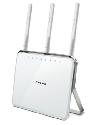 TP-LINK Ασύρματο Dual Band Gigabit Router AC1900