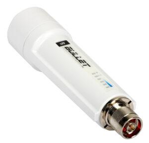 UBIQUITI BulletM5-HP 5GHz Outdoor High Power 802.11a/n AirMax AP-CPE