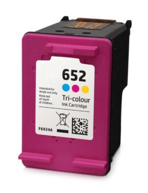 Συμβατό Inkjet για HP 652 XL