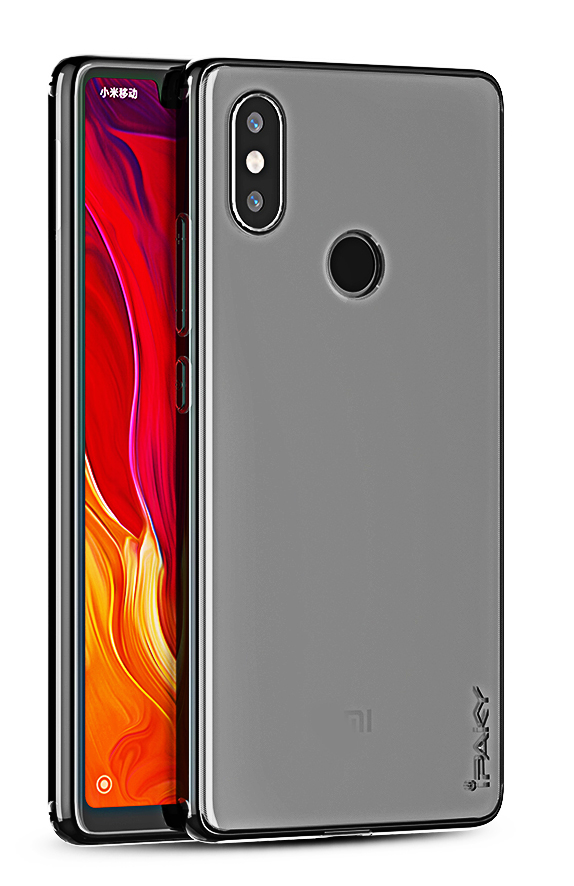 IPAKY Θήκη Effort TPU & tempered glass για Xiaomi Mi 8 SE